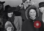 Image of refugees New York United States USA, 1941, second 54 stock footage video 65675074118