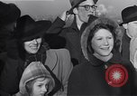Image of refugees New York United States USA, 1941, second 55 stock footage video 65675074118