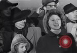Image of refugees New York United States USA, 1941, second 57 stock footage video 65675074118