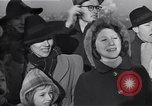 Image of refugees New York United States USA, 1941, second 58 stock footage video 65675074118