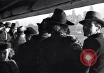Image of refugees New York United States USA, 1941, second 60 stock footage video 65675074118