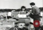 Image of biggest farm family Quebec Canada, 1942, second 16 stock footage video 65675074801