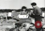 Image of biggest farm family Quebec Canada, 1942, second 17 stock footage video 65675074801