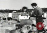Image of biggest farm family Quebec Canada, 1942, second 19 stock footage video 65675074801