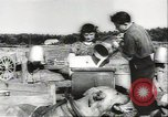 Image of biggest farm family Quebec Canada, 1942, second 21 stock footage video 65675074801