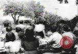 Image of biggest farm family Quebec Canada, 1942, second 47 stock footage video 65675074801