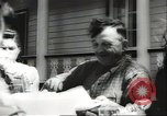Image of biggest farm family Quebec Canada, 1942, second 60 stock footage video 65675074801