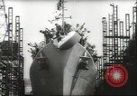 Image of Navy destroyers United States USA, 1942, second 14 stock footage video 65675074802