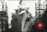 Image of Navy destroyers United States USA, 1942, second 15 stock footage video 65675074802