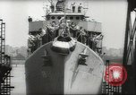 Image of Navy destroyers United States USA, 1942, second 27 stock footage video 65675074802