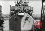 Image of Navy destroyers United States USA, 1942, second 28 stock footage video 65675074802