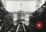 Image of Navy destroyers United States USA, 1942, second 44 stock footage video 65675074802