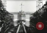 Image of Navy destroyers United States USA, 1942, second 45 stock footage video 65675074802
