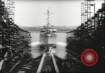 Image of Navy destroyers United States USA, 1942, second 48 stock footage video 65675074802