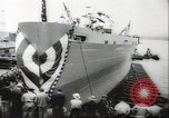 Image of Navy destroyers United States USA, 1942, second 54 stock footage video 65675074802