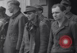 Image of U.S Army marches German prisoners through city Munich Germany, 1945, second 51 stock footage video 65675075225