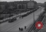Image of U.S Army marches German prisoners through city Munich Germany, 1945, second 54 stock footage video 65675075225