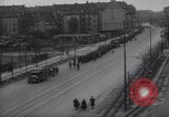 Image of U.S Army marches German prisoners through city Munich Germany, 1945, second 55 stock footage video 65675075225