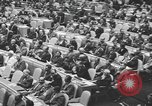 Image of United Nations General Assembly New York City USA, 1954, second 45 stock footage video 65675076501