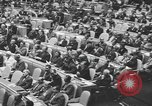 Image of United Nations General Assembly New York City USA, 1954, second 47 stock footage video 65675076501