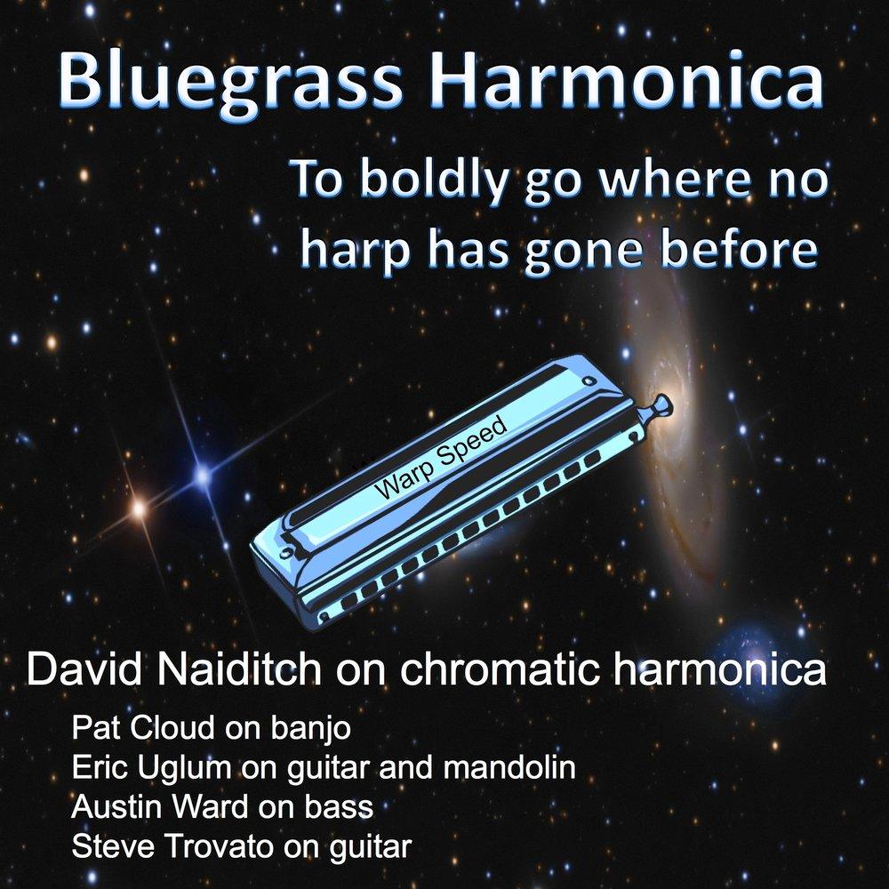 Bluegrass harmonica cd square