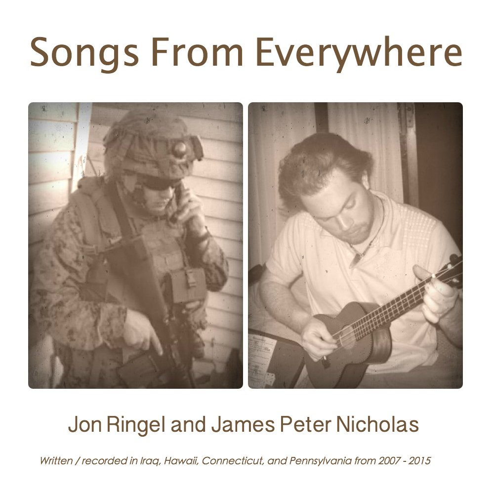 Songs from everywhere album cover