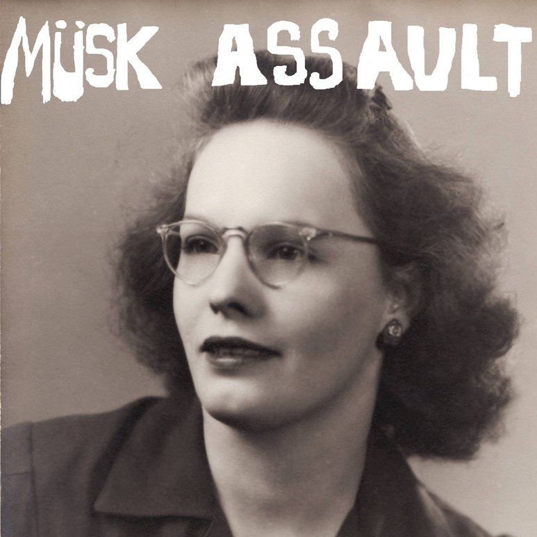 Musk be a lady tonight 1