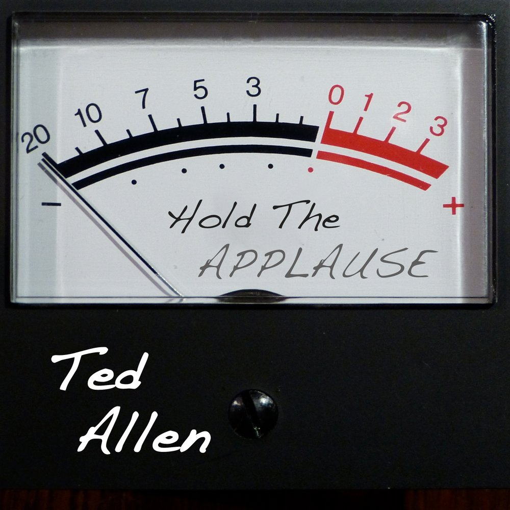 Hold the applause final cover