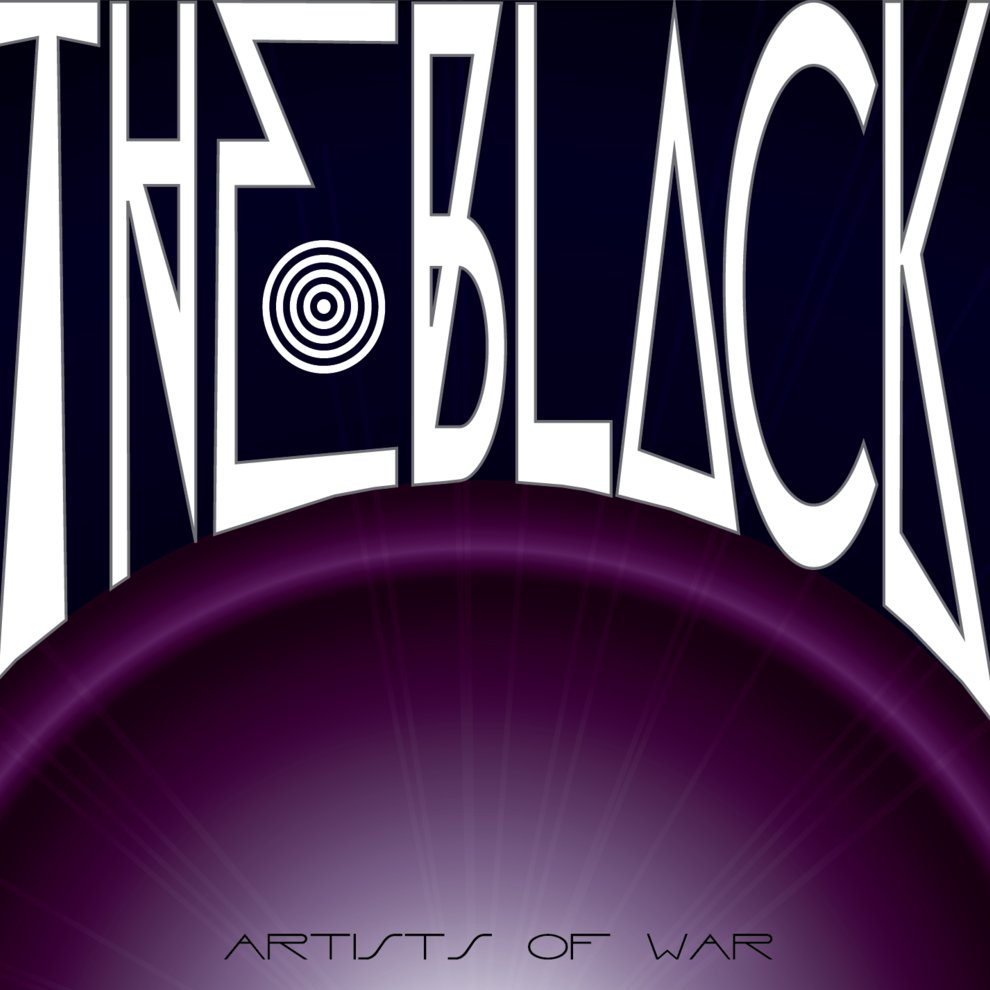 The black cover