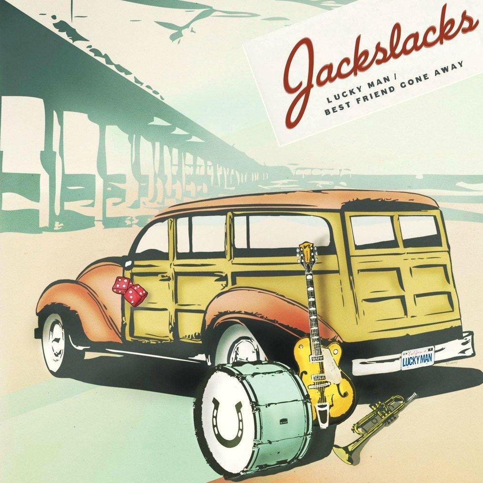 Jackslacks single art