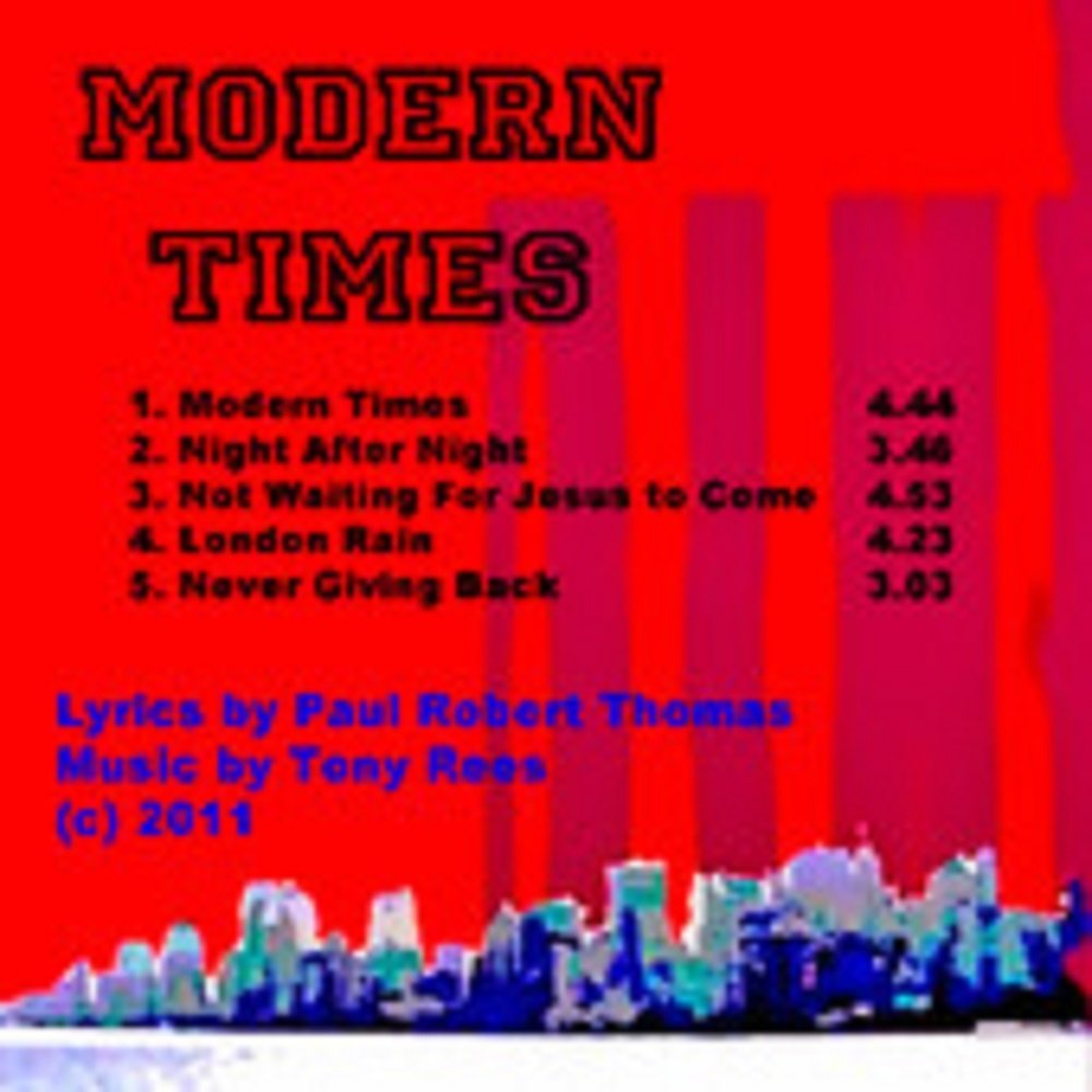 Modern times cover updated large