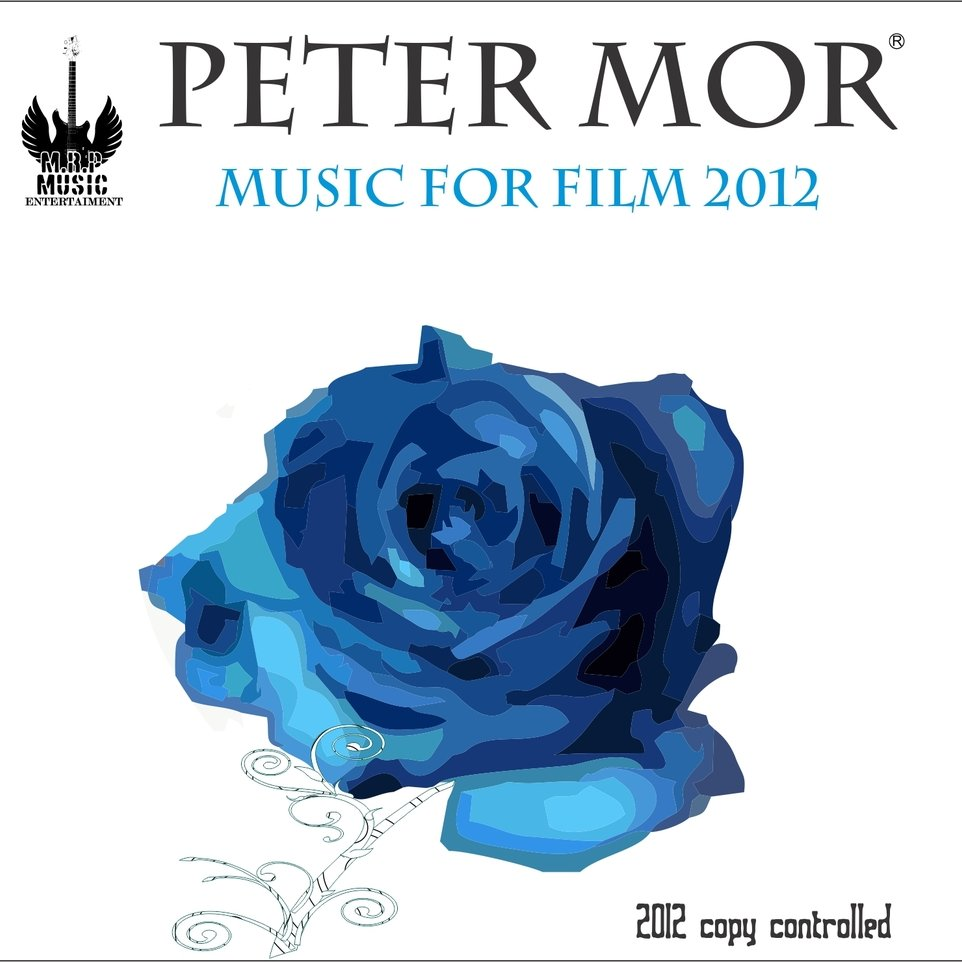 Peter mor music for film 2012  frontcover  imaginary force