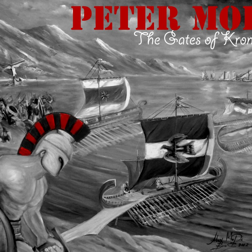 Peter mor  the gates of kronos 2012  frontcover  imaginary force