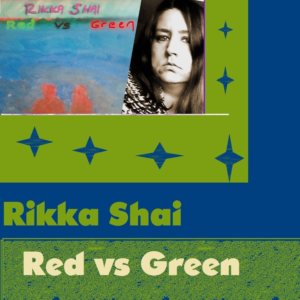 Red vs green cover