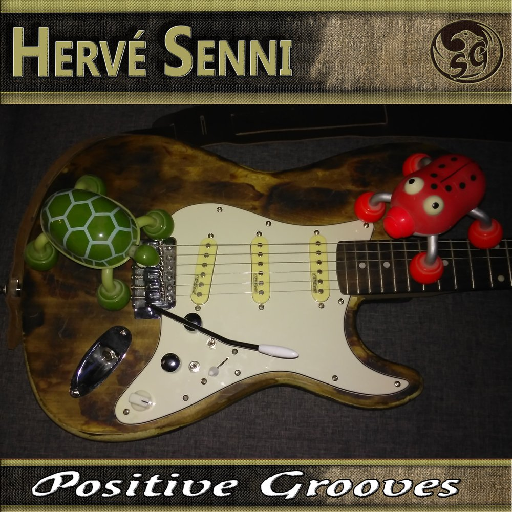 Positive grooves
