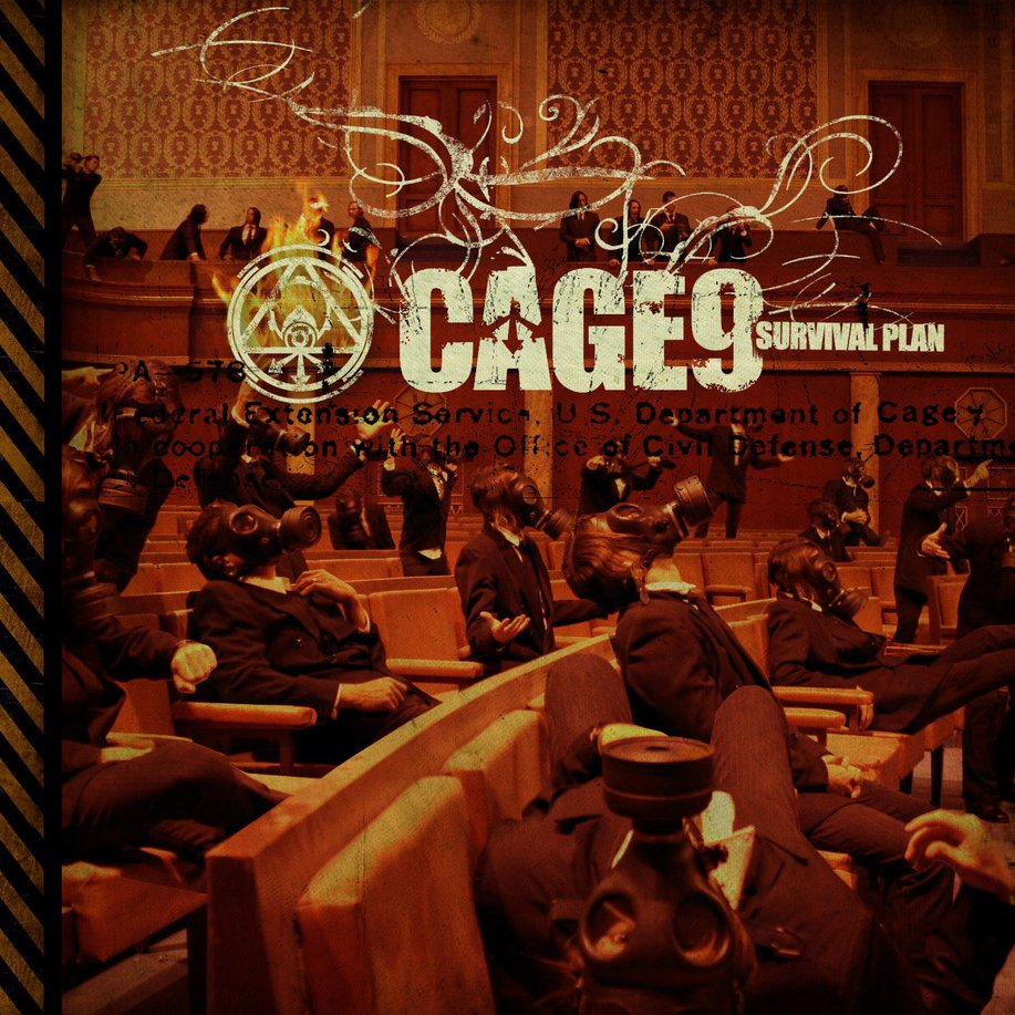 Cage9 cd   survival plan
