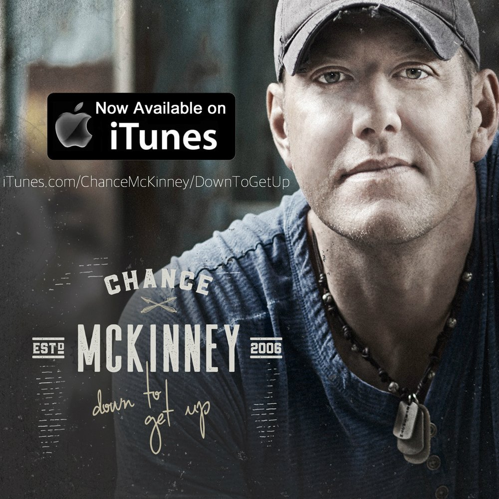 Down To Get Up by Chance McKinney | ReverbNation