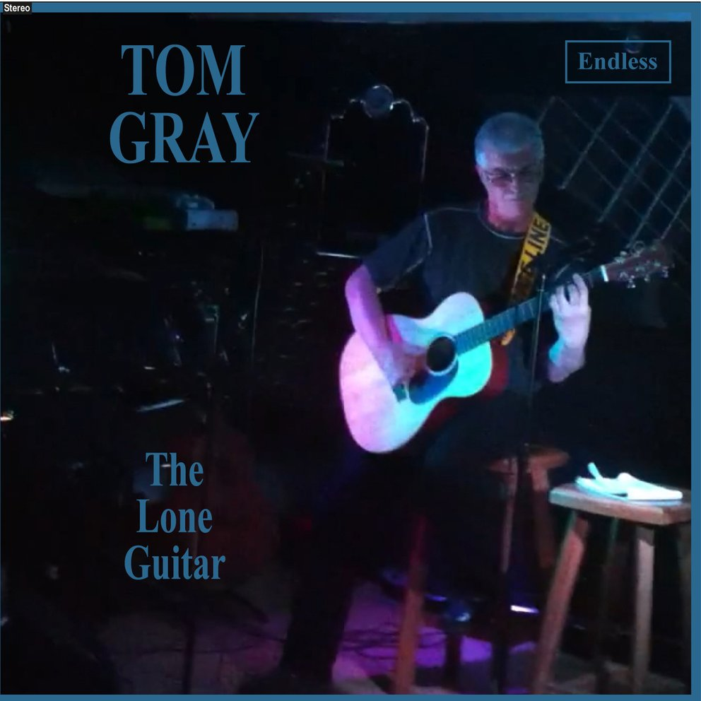 Tom gray front