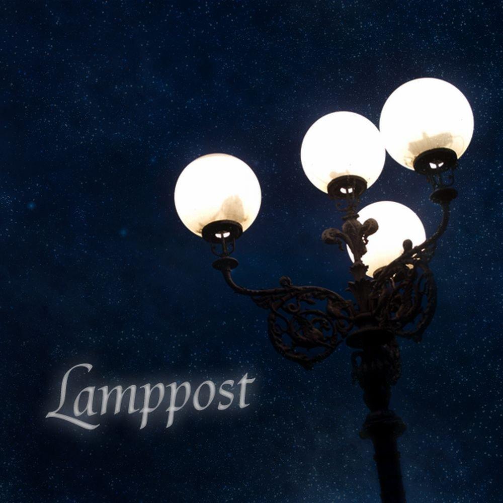 Lamp post cover
