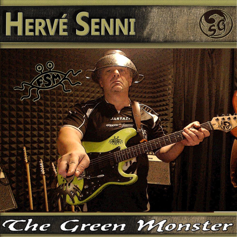 The green monster 16