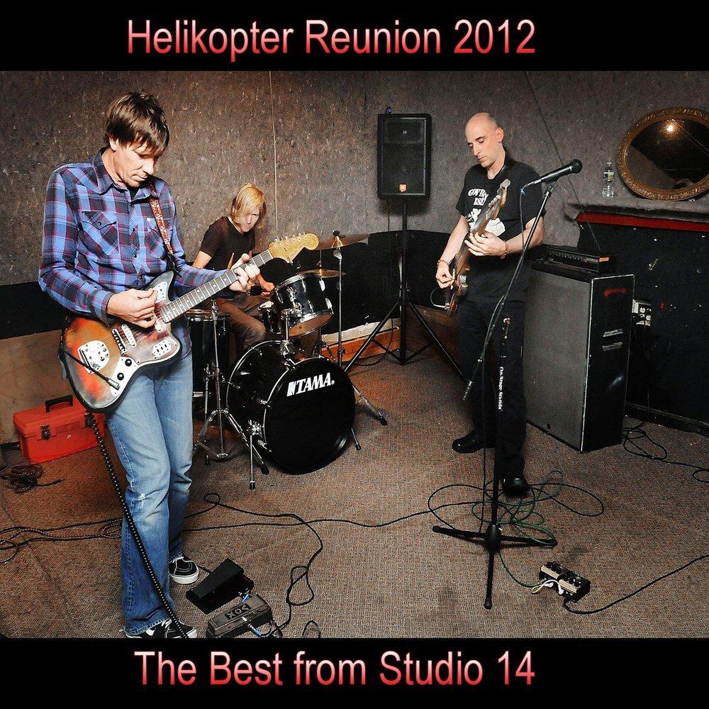 Helikopter studio 14 cover art
