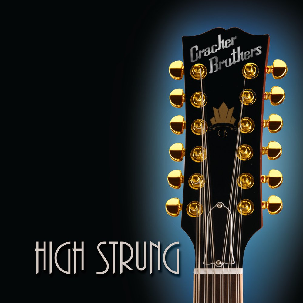 High strung front cover