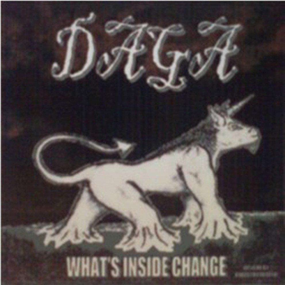 Daga s cover what s inside change 4