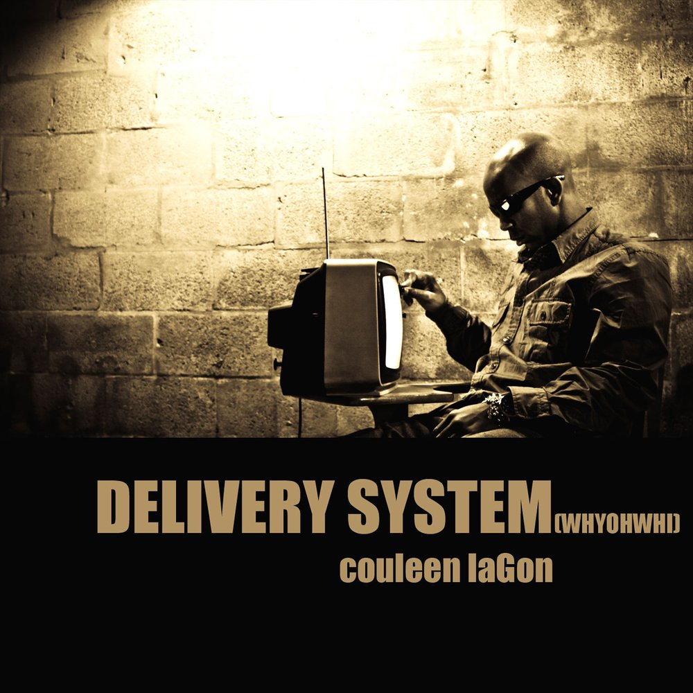 Delivery system cover art