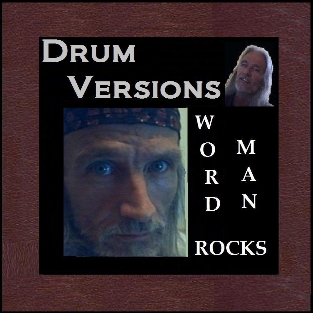 Drum versions cover art