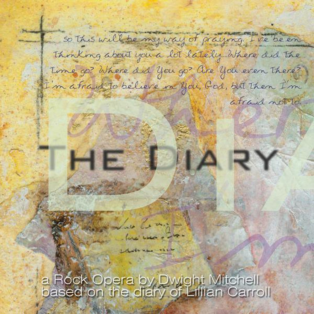 Diary cover 1000