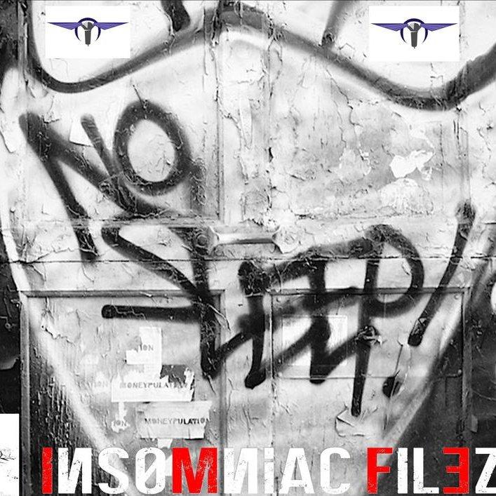 Insomniac filez cover official