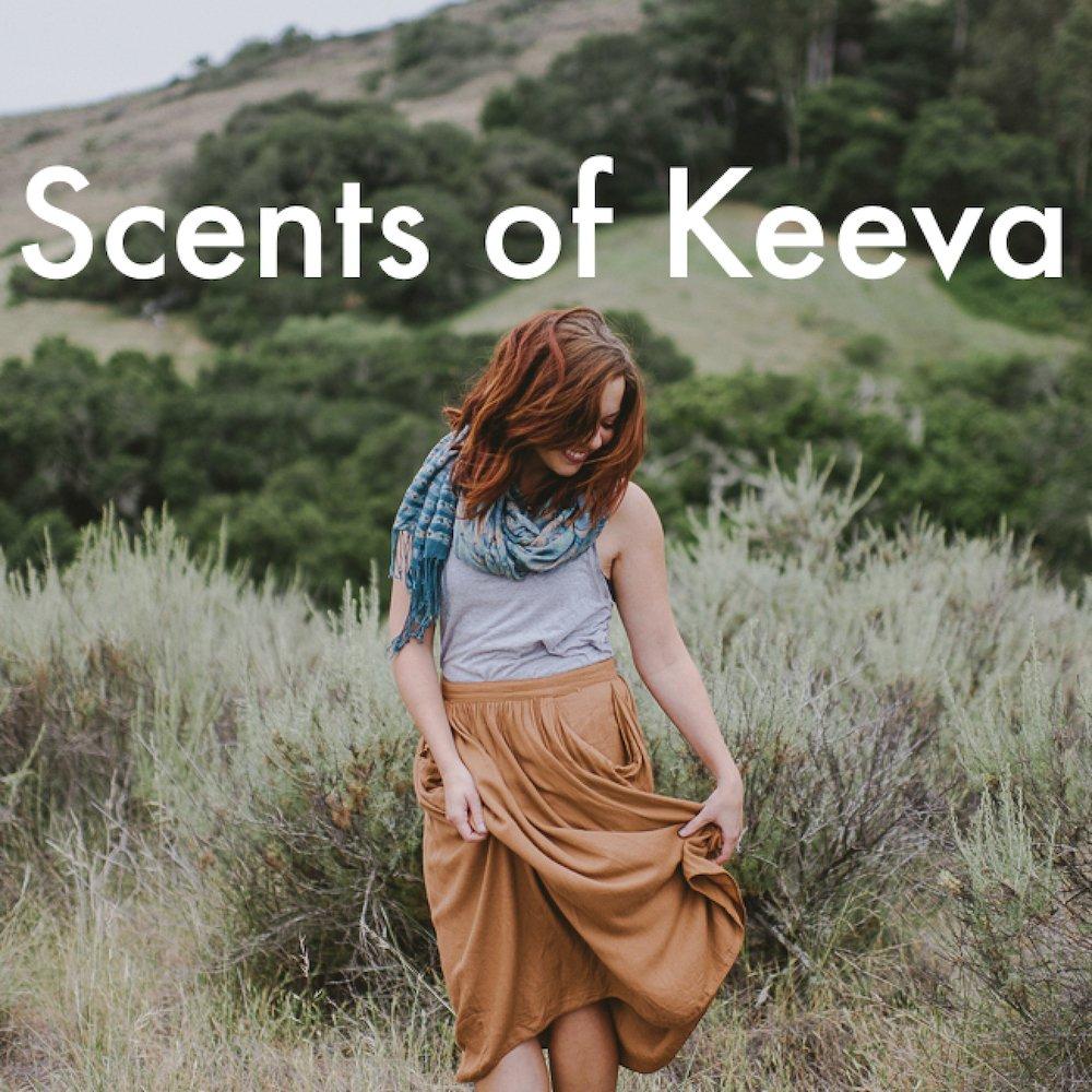 Scents of keeva album art