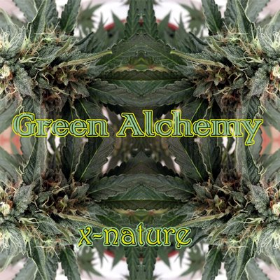 """Green Alchemy"" EP"