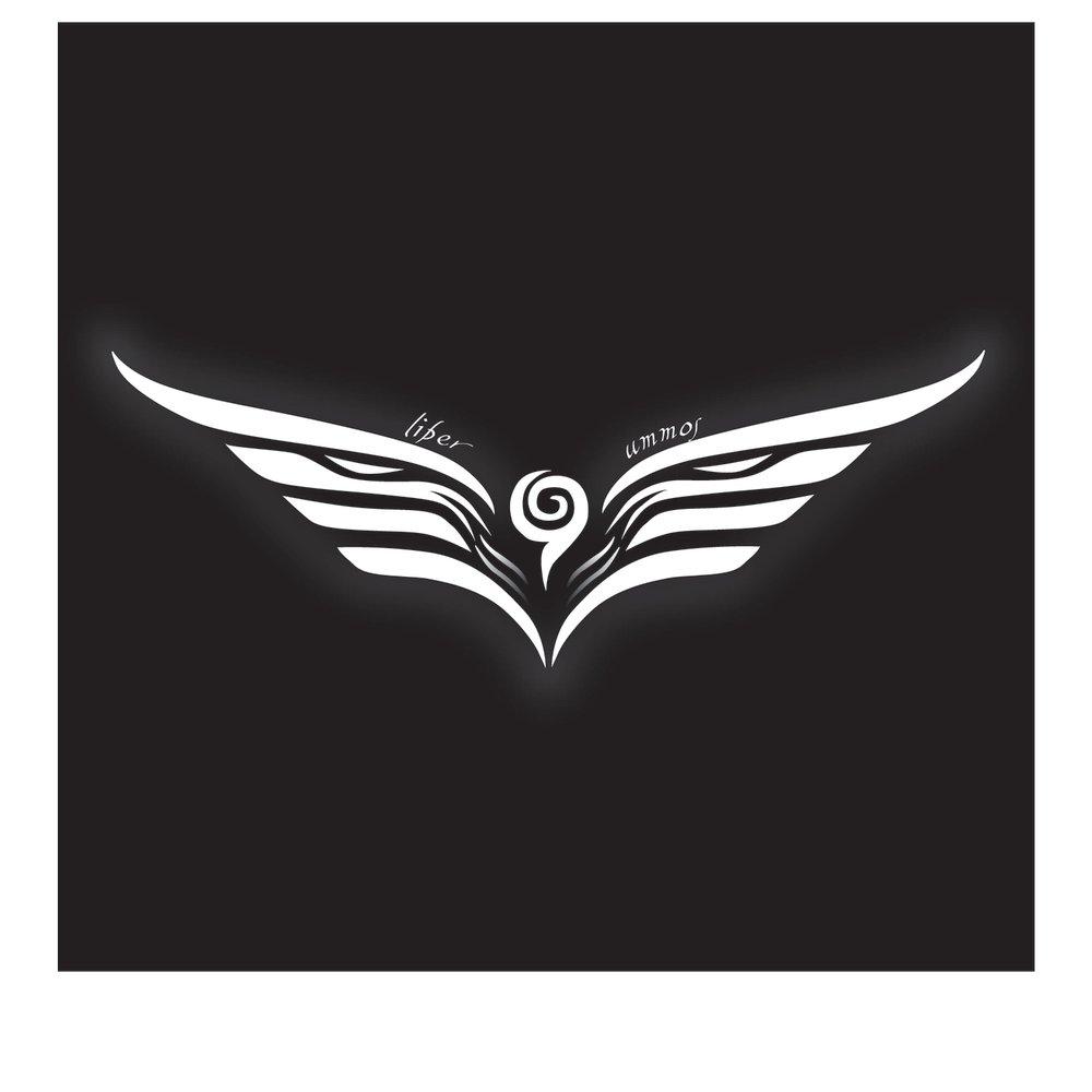 Logo ms   white on black